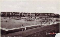 Basen kąpielowy Brochów przed wojną