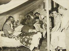 Turistas - Enero 1962, Mar del Plata - Haynes Publishing Company Archive //Programa Archivos en Peligro - Biblioteca Británica // Endangered Archives Program -British Library