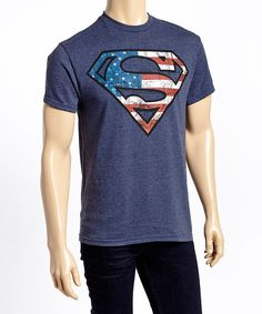 Look at this Don't Tread Superman Logo Tee - Men on #zulily today!