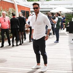 WEBSTA @ magic_fox - Aurevoir Paris ✋We had such a good day at #rolandgarros  great experience!Now back home ✈️ Sunday off to Monaco for the Formula 1 Grand Prix ✈️ Enjoy your evening!____________@longines #tmm #paris #rolandgarros