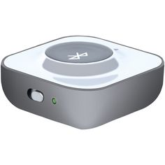 iSound GoSync Portable Bluetooth Receiver (White) ** You can get more details by clicking on the image. (This is an affiliate link and I receive a commission for the sales)