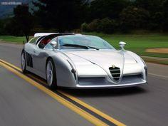 Alfa Romeo Scighera Concept Car