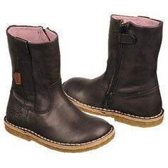 Kickers Cosytik-GU Tod/Pre Boots (Black) - Kids' Boots - 27.0 M