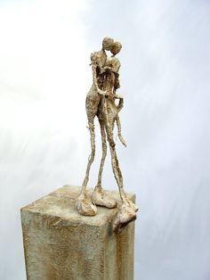 Antoine Jossé 1970   French surrealist painter and sculptor