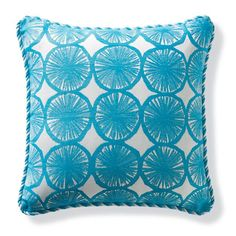 Citrus Splash Aruba Outdoor Pillow