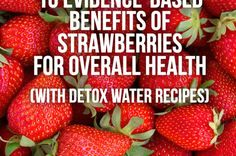 3 Fat Burning Detox Waters for Weight Loss | Detox DIY