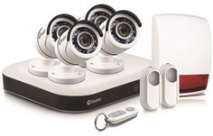 Swann's Smart Series HD Video Surveillance And Alarms for Smart Homes