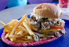 Cosmic Ray's Starlight Cafe Review - Disney Tourist Blog