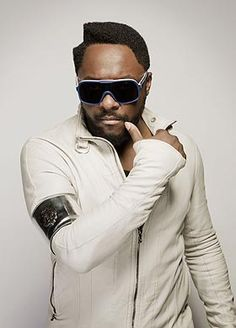 Love Will.I.am's quirky personality