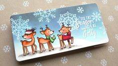 Holiday Card Series 2016 – Day 1 – kwernerdesign blog