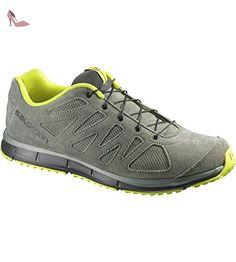 Salomon - Kalalau Ltr - Couleur: Noir-Olive-Vert - Pointure: 40.6 - Chaussures salomon (*Partner-Link)