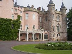 Balnagown Castle - seat of Clan Ross - my ancestors