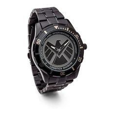 Marvel's Agents of S.H.I.E.L.D. Watches ❤ liked on Polyvore featuring jewelry and watches