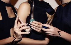 Friday Forecast: 3 NYFW Beauty Trends to Try