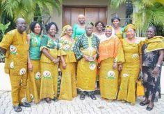 Legendarytalkz: Photo: Former President Obasanjo ties woman wrappe...