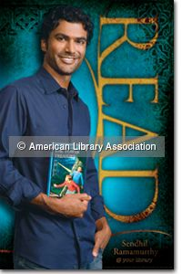 Sendhil Ramamurthy Poster - Posters - Other READ Products - ALA Store