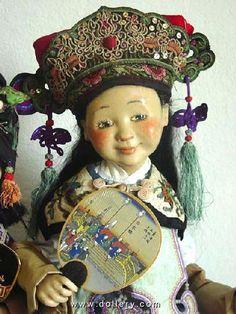 friedericy doll