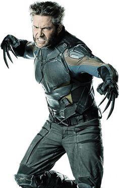 Hugh Jackman as Wolverine in X-Men: Days of Future Past