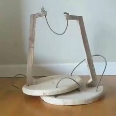 Woodworking Toys, Woodworking Projects Plans, Woodworking Workshop, Woodworking Supplies, Unique Woodworking, Woodworking Magazine, Diy Home Crafts, Wood Crafts, Diy Para A Casa