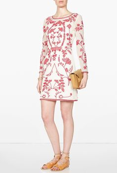 Long Sleeved Clover Dress by Alice by Temperley