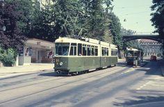 Trams de Berne (Suisse) | Photo. Trams aux Fils. (Interdicti… | Flickr Swiss Railways, Trains, Photos, Romania, Lisbon, Switzerland, Pictures, Photographs, Train