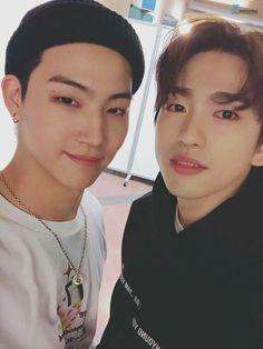 JJ - G O T 7 • Jinyoung and Jaebum •