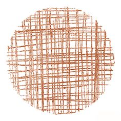 TROWBRIDGE - Embellished Copper Circles - <p>Surface designer Lucy Claw has triumphed in creating a beautiful pair chic and modern copper circles with an inner intricate linear design.</p> <p>The detailed abstract patterns are taken from Lucy's personal collection of screen prints and blown to a larger size. The unique pair of circles is then painstakingly hand painted and hand embellished with copper leaf for a gorgeous ornate effect. The shapes look fantastic on a grand scale and command…