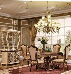 The Vienna Formal Dining Room Collection