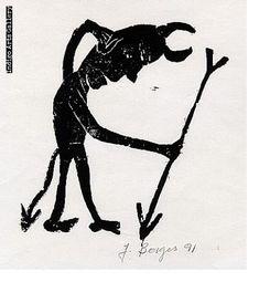 Devil by José Francisco Borges Artist At Work, Printmaking, Devil, Folk Art, Indigo, Contemporary Art, Moose Art, Art Gallery, Satan