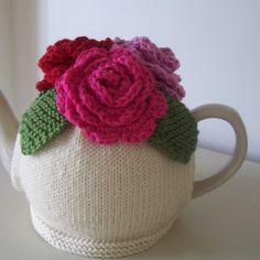 Summer Roses Tea Cosy