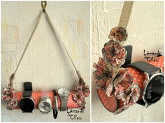 DIY Watch Holder with a Paper Towel Roll or PVC Pipe! Jewellery Accessory Storage