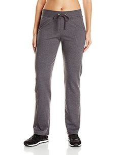 Women's Athletic Pants - Hanes Womens French Terry Pant -- Check out this great product. (This is an Amazon affiliate link)