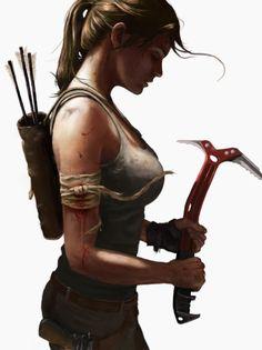 tr_msweeneyart Tomb Raider Reborn Contest Entry