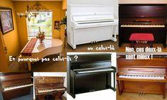 A la recherche du piano d'occasion parfait...
