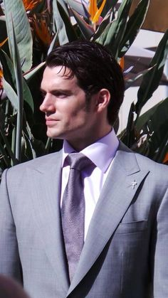 Henry Cavill ~ Very handsome and looking GQ, if I may say❤