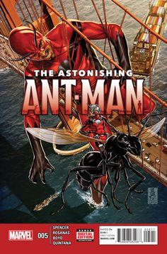 The Astonishing Ant-Man #5