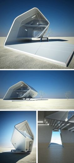 California Roll House by Korean designer and architect Christopher Daniel.