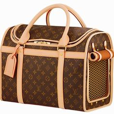 An editorial on Louis Vuitton handbags, purses and your favorite accessories. Get prices and shopping advice on Louis Vuitton designer bags and purses. Louis Vuitton Purses, Louis Vuitton Luggage, Vuitton Bag, Small Dog Carrier Purse, Puppy Carrier, Louis Vuitton Pet Carrier, Zapatillas Louis Vuitton, Sacs Louis Vuiton, Dog Bag