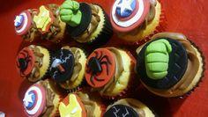 Cupcakes avenger