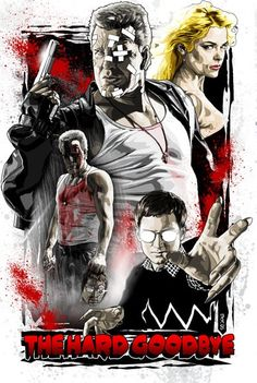 Sin City: The Hard Goodbye by Brian C. Roll