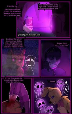 Delilah and springtrap page  96