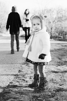 Poesy looking adorable in her 3 layer fringe boots http://www.skunkboyblog.com/