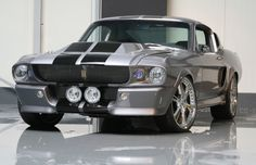 News Car Ford Eleanor Mustang Shelby Gt500