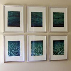 Bromeliad: My DIY water art - Fashion and home decor DIY and inspiration