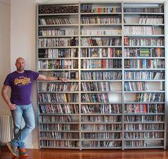 Blu Ray Dvd Book Cd Shelf Google Zoeken