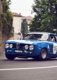 Alfa Roméo Giulia Sprint GTA