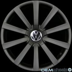 """18"""" Gun R32 Style Wheels Fits VW CC EOS Golf GTI Jetta MK5 MKV Passat B6 Rims   eBay"""