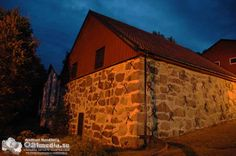 Ett stenmurs hus