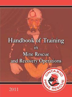 ontario mine rescue handbook