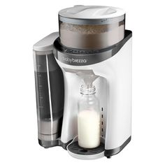 Get the eff out!! Its a formula Keurig!!  Baby Brezza Formula Pro One Step Bottle Maker